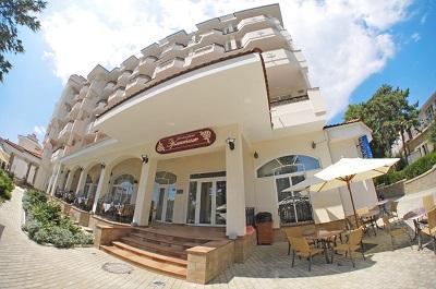феодосия ресторан эрмитаж