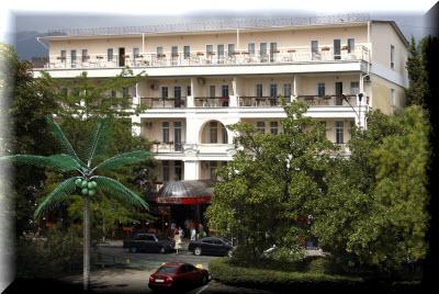 отель бристоль ялта фото