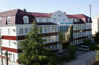 отель феодосия