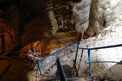 пещера Трехглазка фото 1