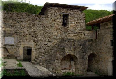 Армянский монастырь в Старом Крыму