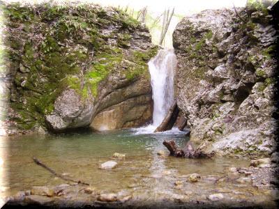 Черемисовские водопады Крыма фото
