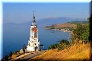 Храм-маяк Святителя Николая Чудотворца в Малореченском