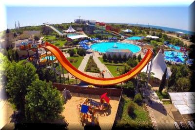 аквапарк зурбаган в севастополе фото