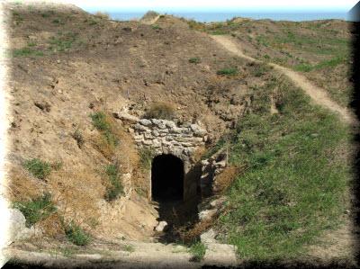 арабатская крепость крым