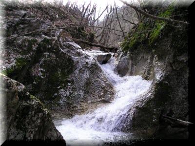 черемисовские водопады где находятся
