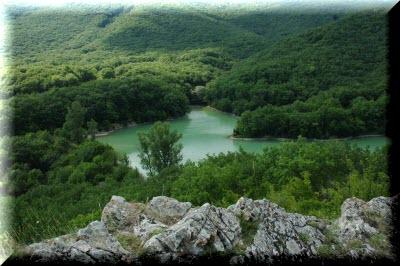 фото озеро Ворон