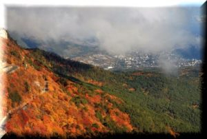 где отдохнуть в Крыму в ноябре