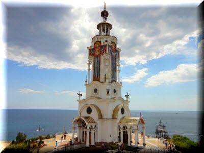 храм маяк в малореченском
