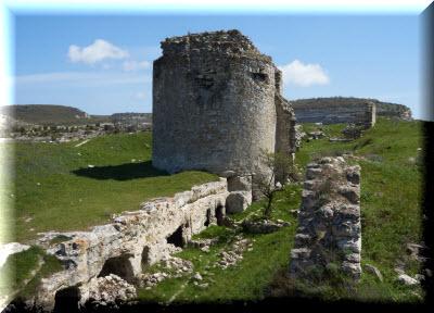 крепость Каламита Крым