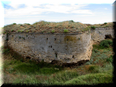 крепость арабат в крыму