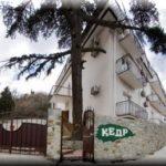 отель Кедр-Запад в Алупке
