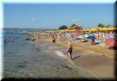 пляж золотой феодосия