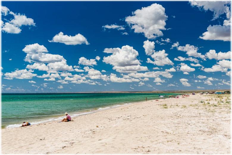 пляжи на Беляусе