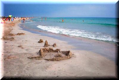 пляжи штормовое крым фото