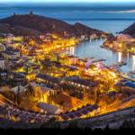 самые красивые города Крыма