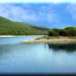 Балановское водохранилище в Крыму