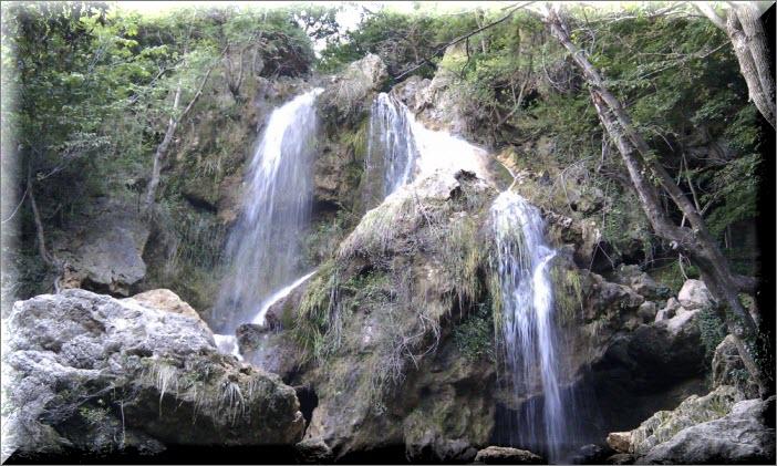 Су-Учхан водопад в крыму