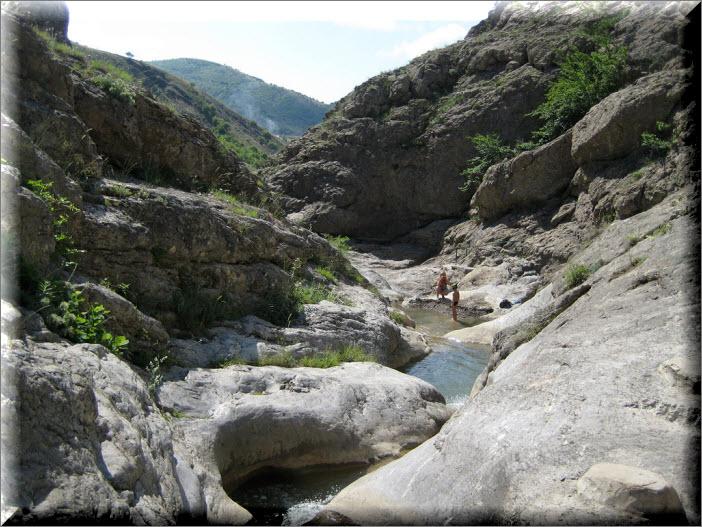 арпатские водопады крым