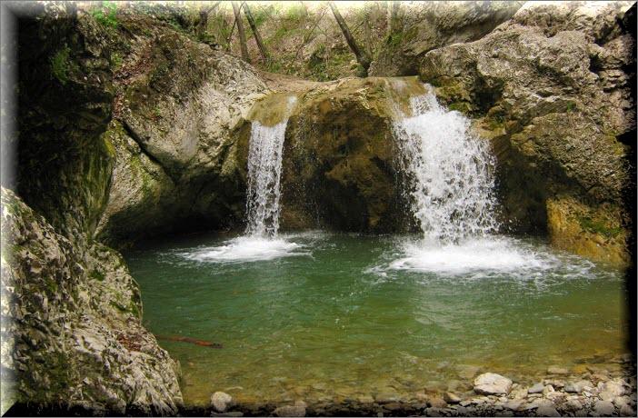 черемисовские водопады крым