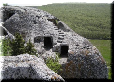девичья крепость крым
