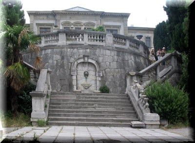 дворец мордвинова ялта