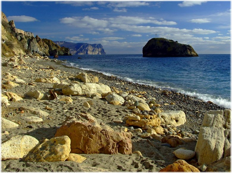 фото Яшмового пляжа