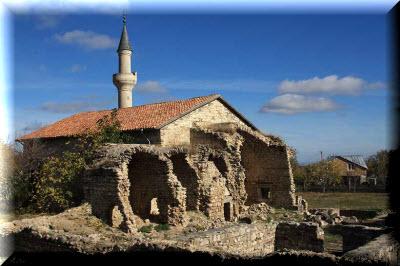 мечеть хана узбека фото