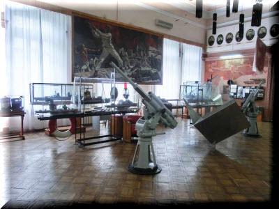музей черноморского флота севастополь фото