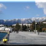 Крым в декабре: неповторимые красоты зимнего полуострова