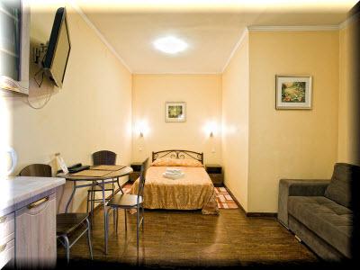 отель анна ялта фото