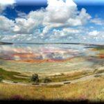 Озеро Тобечик: оздоровление дикарями близ Керчи
