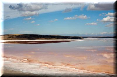 озеро тобечикское крым фото