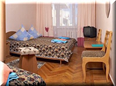 санаторий орен крым евпатория в номере