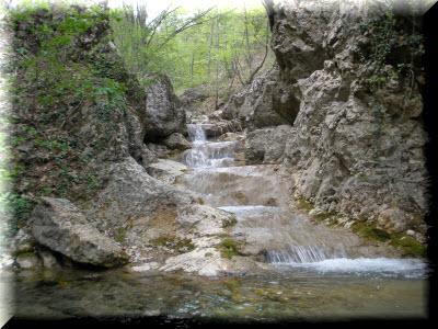 ускутские водопады где находятся