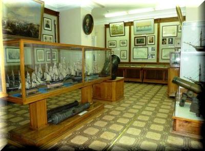 военно исторический музей черноморского флота россии севастополь