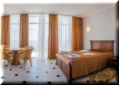 ялта спа отель ливадийский в номере