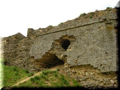 Перекопская крепость фото