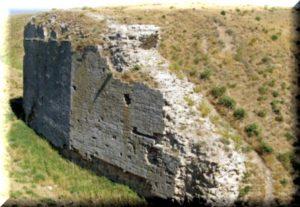Перекопская крепость в Крыму