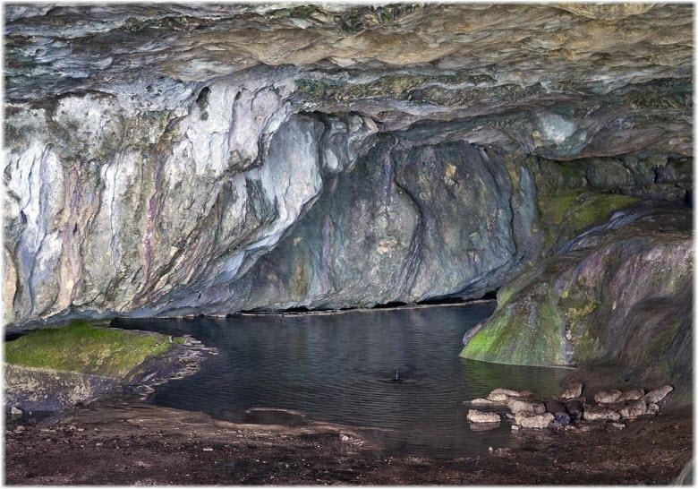 Пещера Данильча-Коба