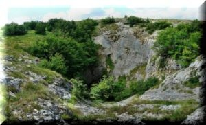 Пещера Бездонный колодец в Крыму