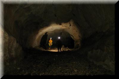 Пещера Бездонный колодец в Крыму фото