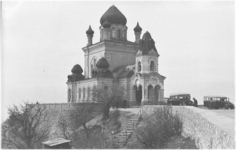 фото церкви при СССР