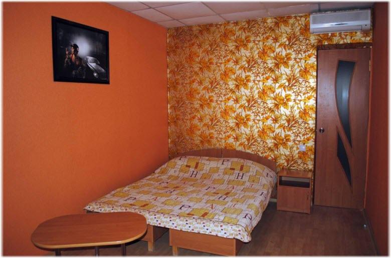 фото в номере Мотеля