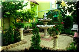 гостевой дом зеленый дворик севастополь