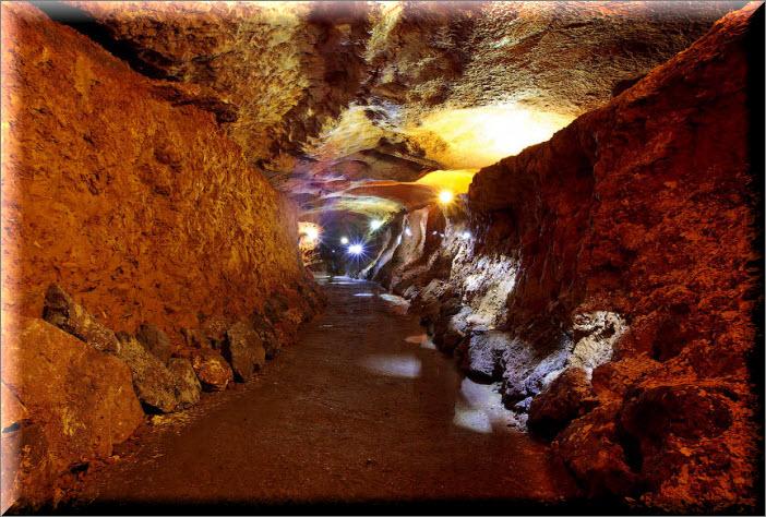 крым пещера геофизическая