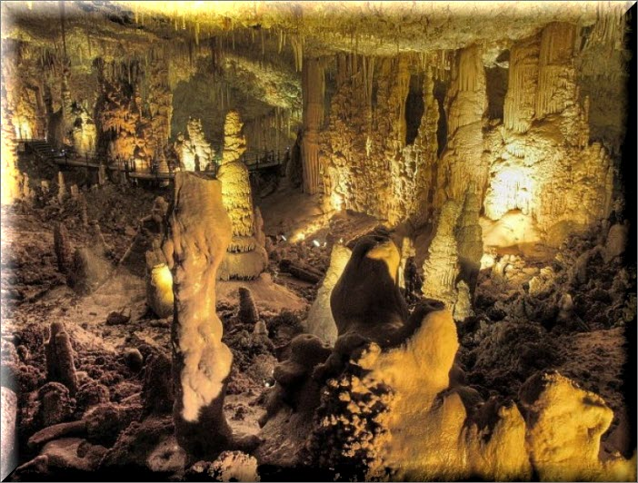 крым пещера скельская