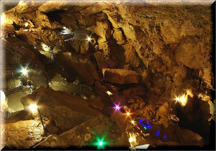 крым пещера ялтинская