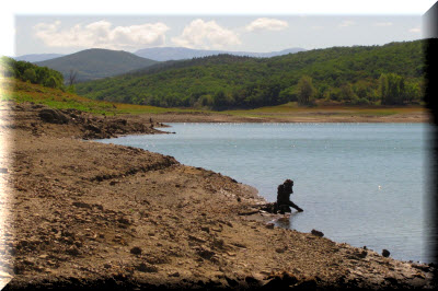 партизанское водохранилище рыбалка