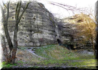 пещера грот чокурча